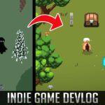 Creating The ULTIMATE Artstyle For My Game – Indie Game Devlog 6