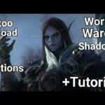 Download World of Warcraft: Shadowlands PC + Full Game Crack for Free MULTIPLAYER with EpicEdition