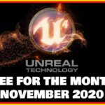 FREE this month for UNREAL ENGINE 4 – November 2020 + New permanently FREE stuff