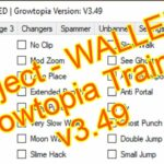 GROWTOPIA – HACK TRAINER v3.49 90+ HACKS 3264 BIT PROJECT – WALLED