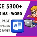 Get Paid 391.57 From Microsoft Words for FREE WORLDWIDE Make Money Online – HeckTech