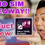 HOW TO USE GOMO SIM GOMO SIM GIVEAWAY PRODUCT REVIEW 😲👀