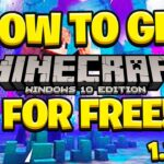 How To Download MINECRAFT WINDOWS 10 For FREE 2020 (1.16+) – November 2020