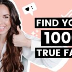 How To Find Your First 1000 TRUE Fans My Secret 5-Step Guide