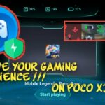 How To Improve your Gaming Experience on Game Turbo in POCO X3 NFC