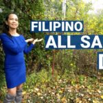 LEARN FILIPINO All Saints Day Traditions Is Halloween Part Of Philippine Culture?