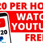 Make 120 Per Hour Watching YouTube Videos (Free PayPal Money)