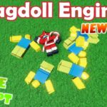 🔥New Hack♨Ragdoll Engine♨Free Script🔥⚡Inf All♦Admin Panel♦TP More⚡♨