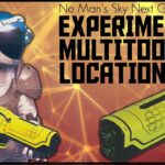 No Mans Sky Next Gen – Rare S Class Yellow Experimental Multitool Location – 2020