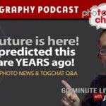 🔴TOGCHAT LIVE — The Future of Photo Editing Software is Here
