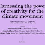 The Imagine Better Series: Harnessing the power of creativity for the climate movement