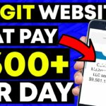 These 9 Websites Pay You 300+ Everyday To Work From Home In 2021