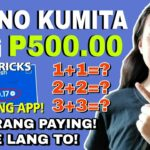 WALANG PUHUNAN: EASY P500 SA PAG 1+1 LANG LEGIT PAYING APPS IN PHILIPPINES (EARN MONEY ONLINE)