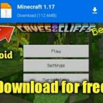 download minecraft 1.17 cave update for free on android