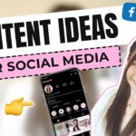 10 Content Ideas for Social Media 2021 Promote your Brand or Business