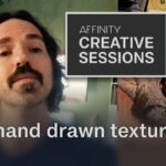 Adding textures to your work in Affinity Designer and Publisher with Bob Byrne