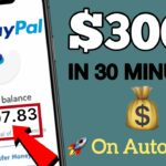 Autopilot 🚀 300+ Every 30 Minutes NO WORK Make Money Online How To Make Money Online