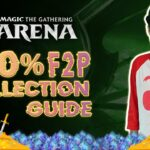 COMPLETE your COLLECTION for FREE MTG Arena F2P Farming Guide
