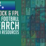 FANTASY FOOTBALL RESEARCH TOOLS RESOURCES ⚽🚀 FOOTSTOCK FPL ✅💯