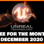 FREE this month for UNREAL ENGINE 4 – December 2020 + New permanently FREE stuff