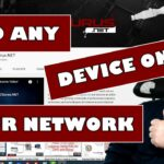 Find ANY DEVICE on your NETWORK Free Network Scanner