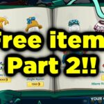 Free Items Part 2 CURRENTLY WORKING Club Penguin Rewritten