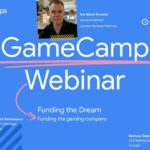 GameCamp Online: Funding the Dream: funding gaming company