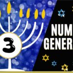(Hanukkah) Number Generator Must-Have Distance Learning Tool for SLPs Tele therapy Tools
