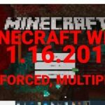 How To Download Minecraft Windows 10 for free ( 1.16.201 ) – Servers working (No Xforced)