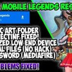 How to Bypass Downloading Resources in ML 2020 Mathilda Patch With Latest ABC Art Folder MLBB