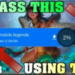How to Bypass Downloading Resources in ML 2020 Patch 1.5.38 Mobile Legends Bang Bang