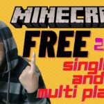 How to download Minecraft for FREE 2021 edition Single and Multiplayer For any pc 🤩