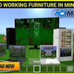 How to download Working Furniture Mod in Minecraft PEDOWNLOAD