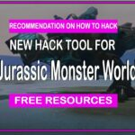 Jurassic Monster World HackCheats – Free E-Cells And D-Crystals(Android,iOS,PC) USA