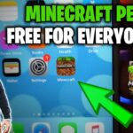 MINECRAFT PE is Now FREE For Everyone – How to Get Minecraft Pocket Edition for FREE