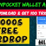 New AirdopTOCKENPOCKET WALLET AIRDROPDOWNLOAD GET 100 COINS51000 Free AirdropHow to Claim
