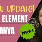 New Line Element in Canva – Nice update, great for low content book creators