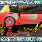 No Mans Sky Next Generation – How to find a Red S Class Experimental Multi Tool Euclid