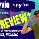 Spyvio Review – Full Walkthrough Demo Find Profitable Emails, Ads Funnels from Competitors