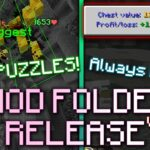 The ULTIMATE GUIDE to Hypixel Skyblock MODS Helpful Tools UPDATED
