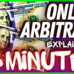What Is Online Arbitrage? Explained In 3 Minutes For Amazon FBA 2021