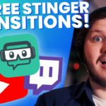 30 FREE Stream Stinger Transitions For Streamlabs OBS And OBS – With Download