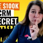 Best free CRM for real estate plan to earn 100,000 plus🔥🦀