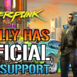 Cyberpunk 2077: Finally Has Official Modding Support Tools Amazing MODS Incoming