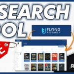 FREE Print on Demand Research Tool for 2021🔥 (Flying Research Tutorial)