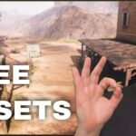 Free Assets – Approx 10gb of game assets Epic UE4 January