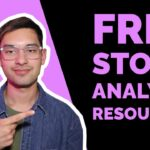 Free and Simple Stock Analysis Resources