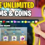 GEMS COINS are FREE for EVERYONE Dragon Mania Legends 2021