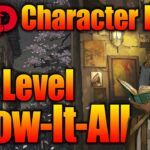 Get Every Skill in 5e DD Character Build Guide