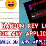 HOW TO CRACK ANY APPLICATION RANDOM KEY LOGINLOGIN OAGE REMOVE PART 1
